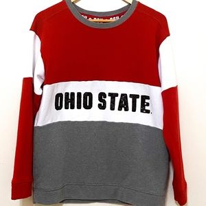 PINK Victoria's Secret The Ohio State Sweatshirt